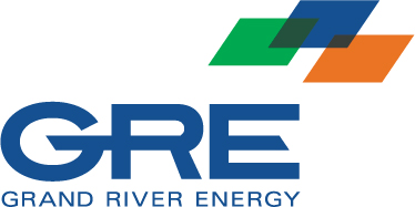 Grand River Energy Logo