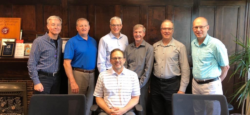 Grand River Energy Board of Directors